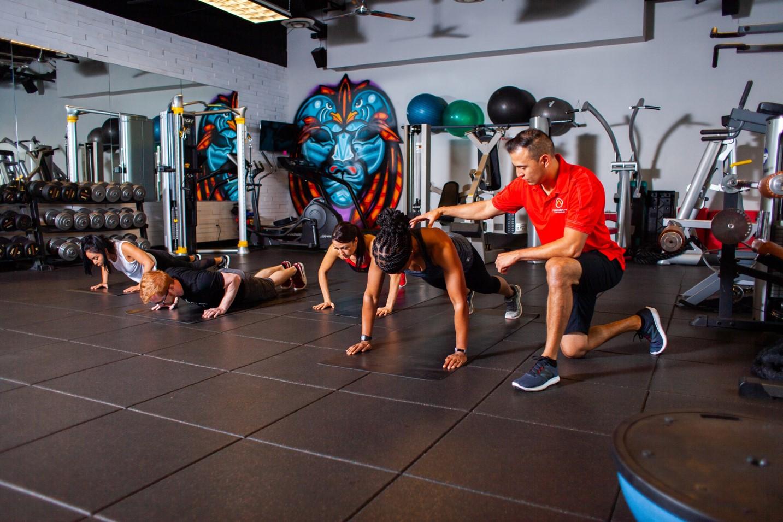 Group Training in Gilbert, AZ