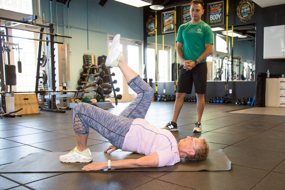 Ascent personal training personal trainer gilbert az